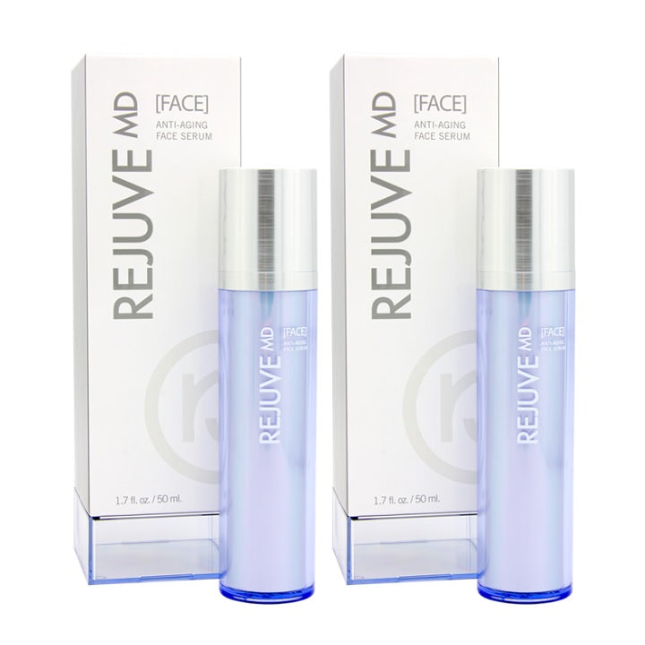 REJUVE MD FACE SERUM (Double Pack) - Clearogen