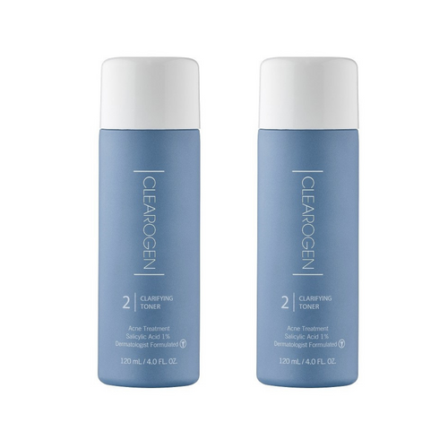 Clearogen Clarifying Toner (Double Pack) - Clearogen