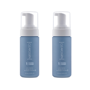 Clearogen Foaming Cleanser - Clearogen
