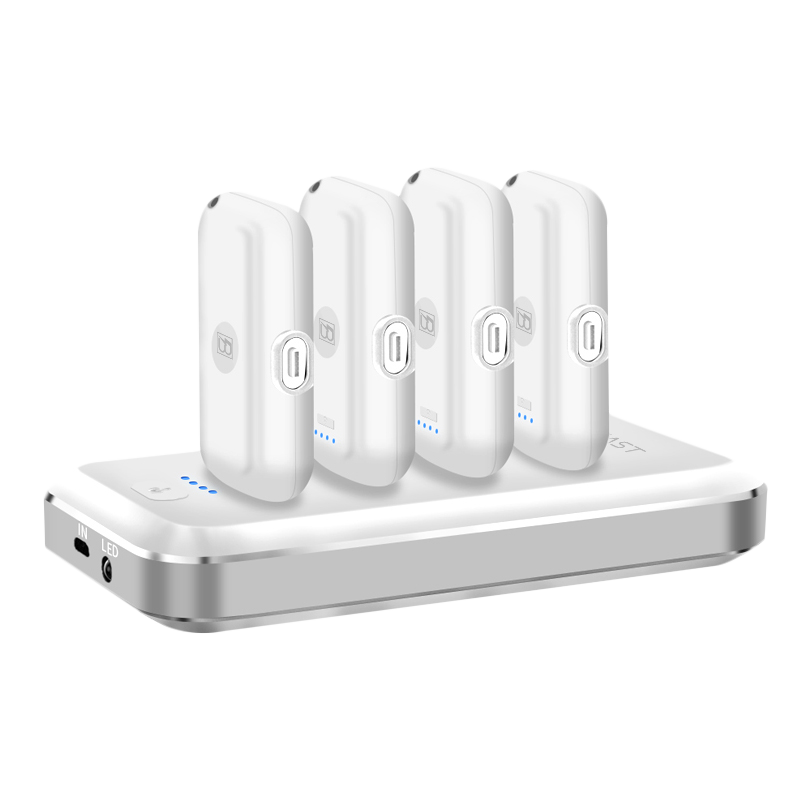 BEAST™ PowerBank with Power Pods - 12800mah - Beast Mode Tech