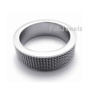 High Quality Stainless Steel 316L Men's Ring
