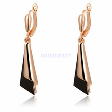 Load image into Gallery viewer, Versatile Rose Gold Plated Earrings
