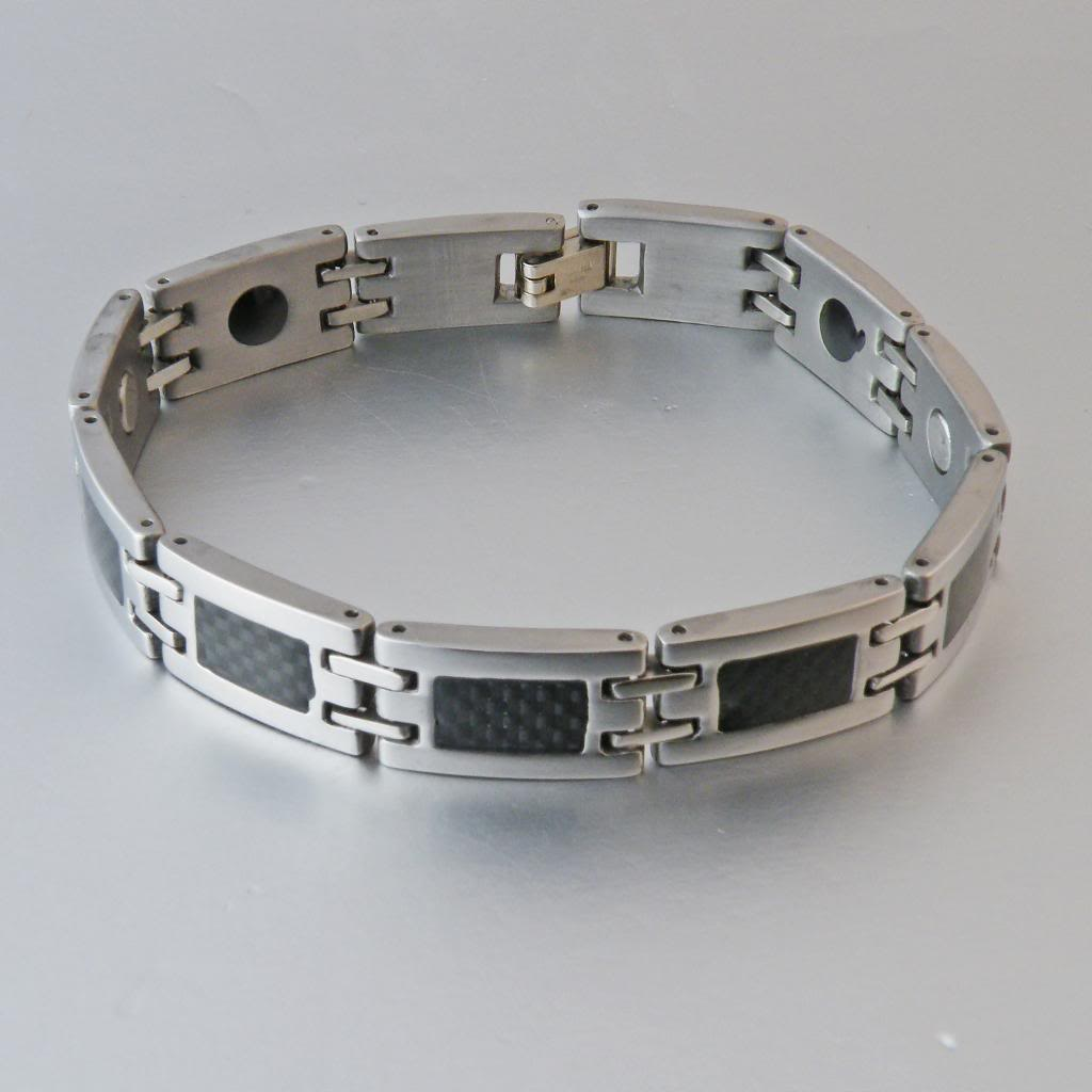 Stainless Steel Health Magnetic Bracelet