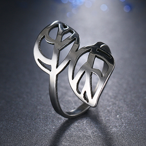 Stainless Steel Stylish Ring