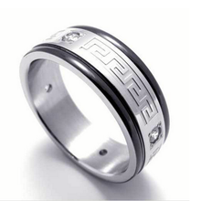 Load image into Gallery viewer, Stainless Steel Trendy Men's Ring