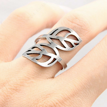 Load image into Gallery viewer, Stainless Steel Stylish Ring