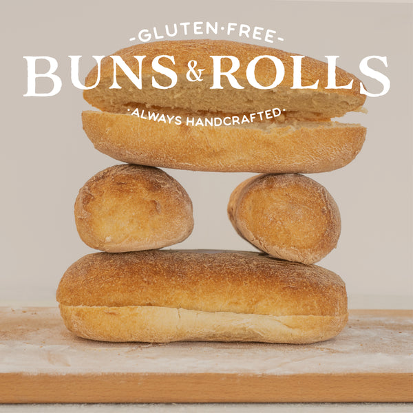 new cascadia traditional buns & rolls collection