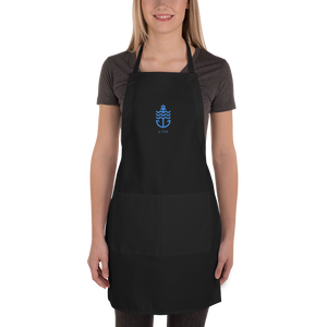 Embroidered Lizelle & Co. Anchor Apron
