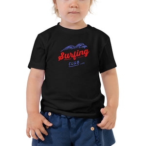 Surfing Club Toddler Tee