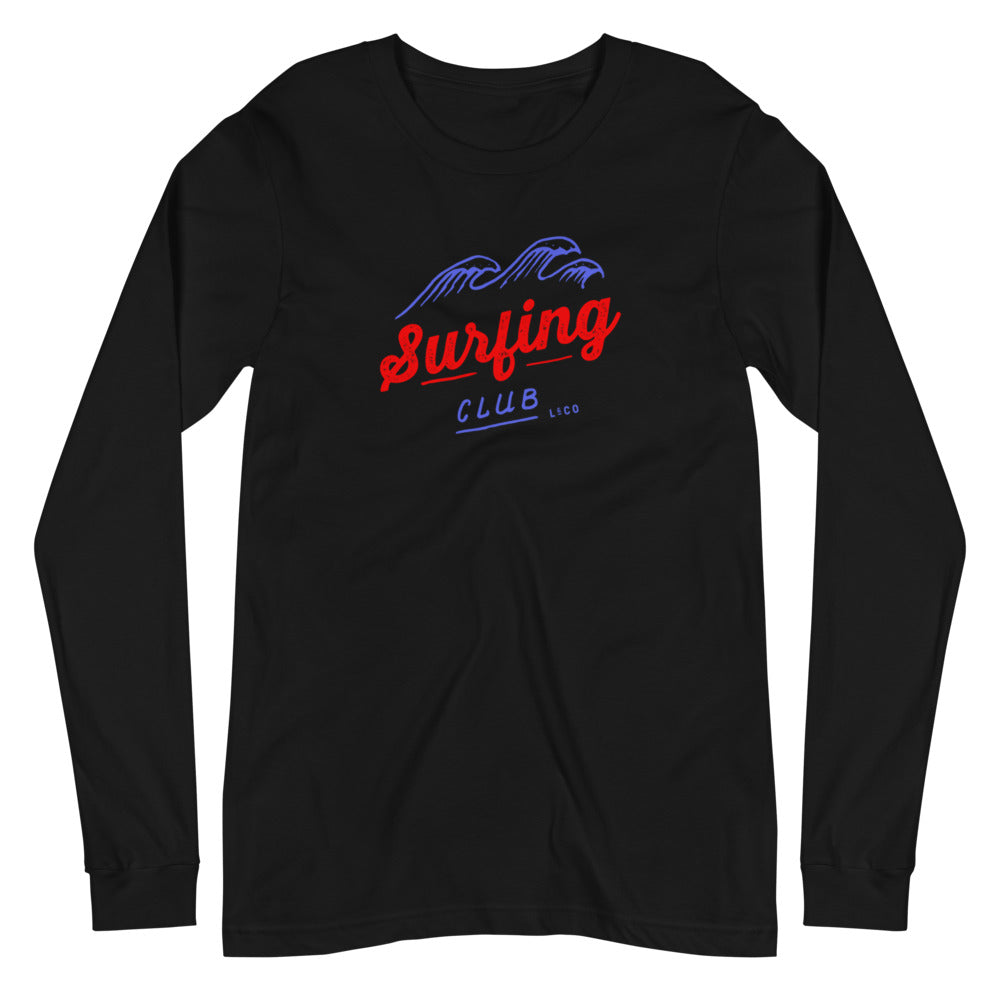 Surfing Club Long Sleeve Shirt