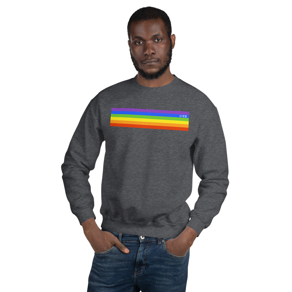Pride Bars L & Co. Unisex Sweatshirt