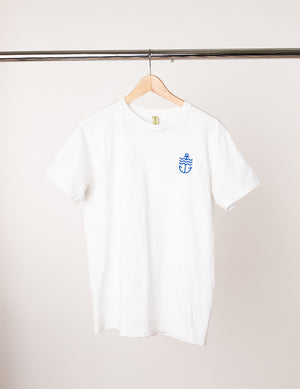 Organic Unisex Anchor T-Shirt