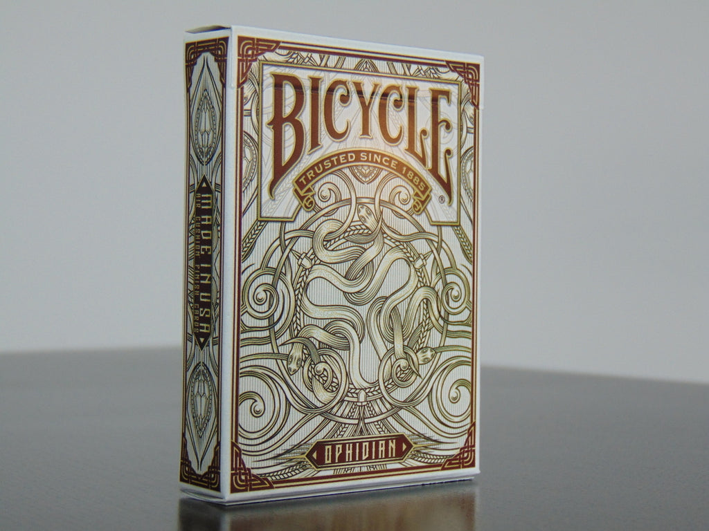 Ophidian playing cards