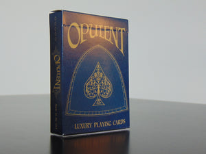 Opulent playing cards