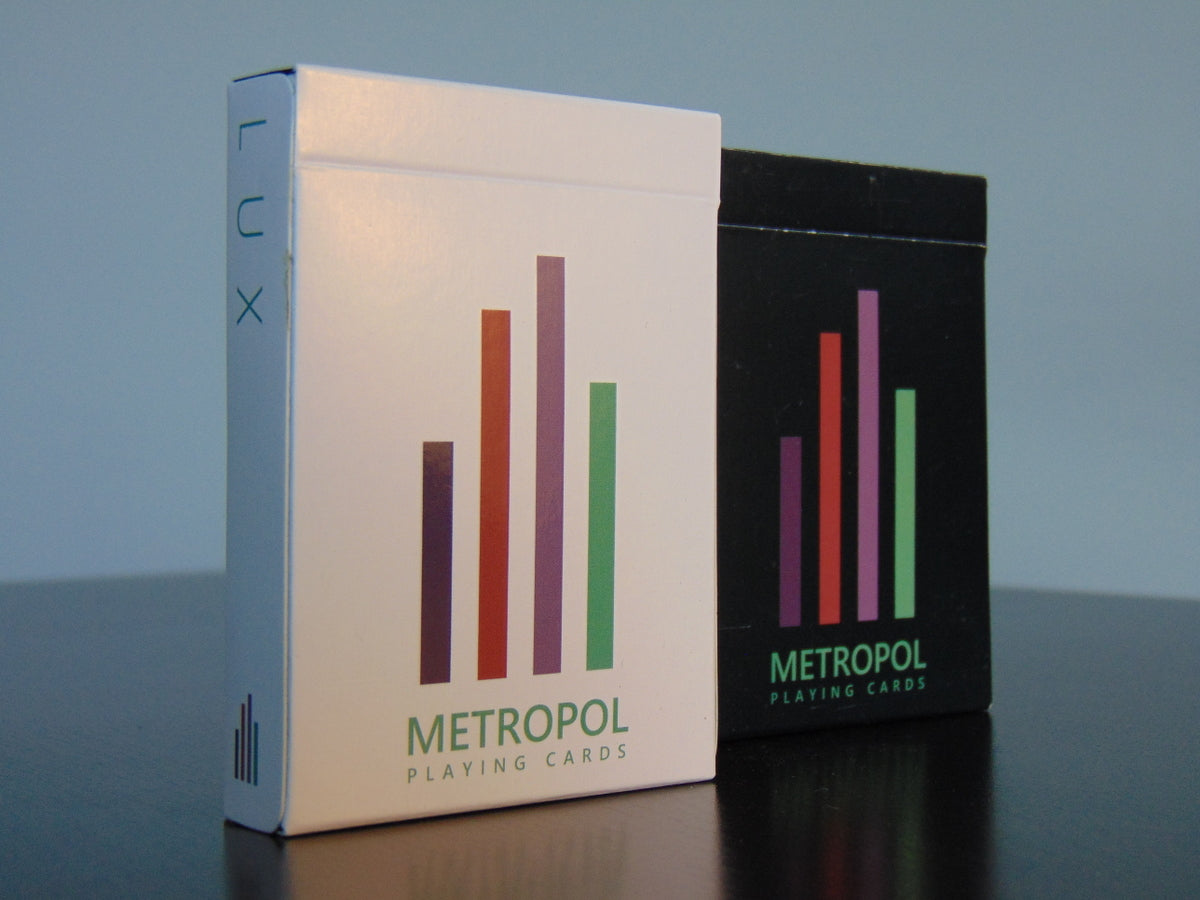 Metropol playing cards