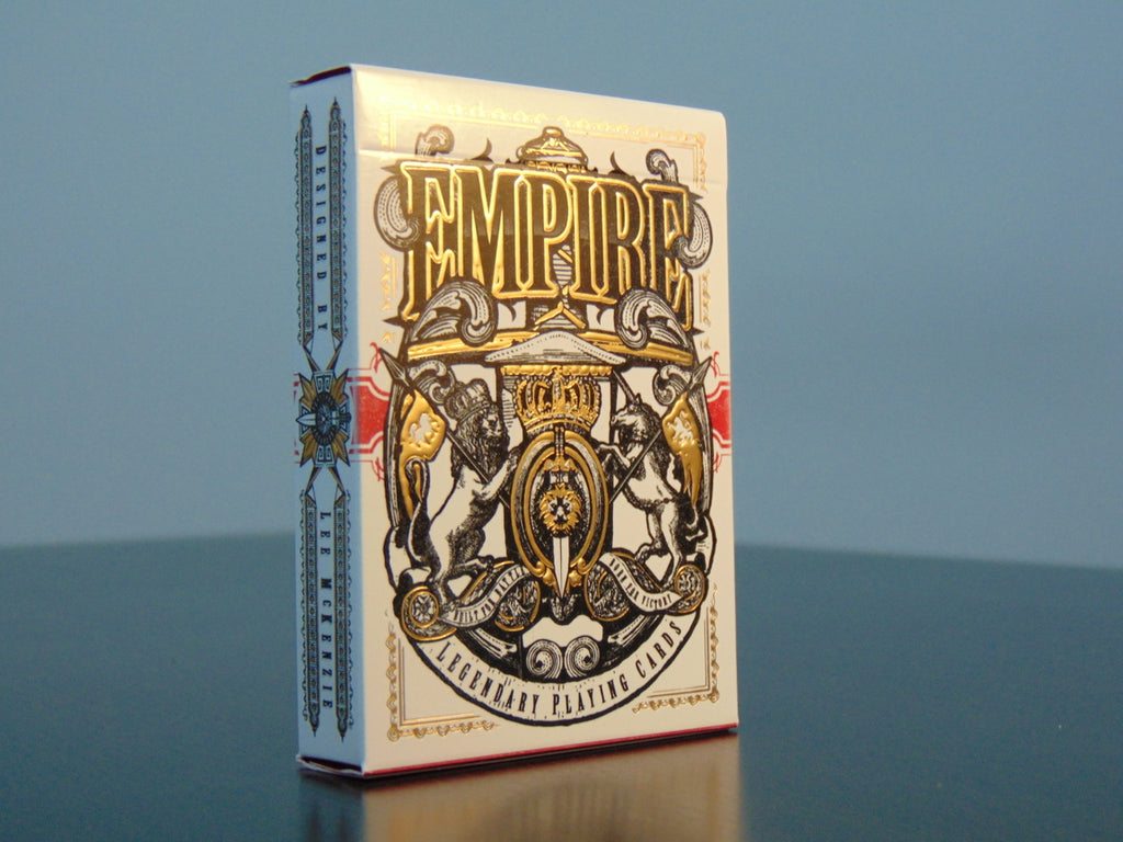 Empire (limited) playing cards