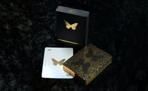 Butterfly Playing Cards Set by Ondrej Psenicka