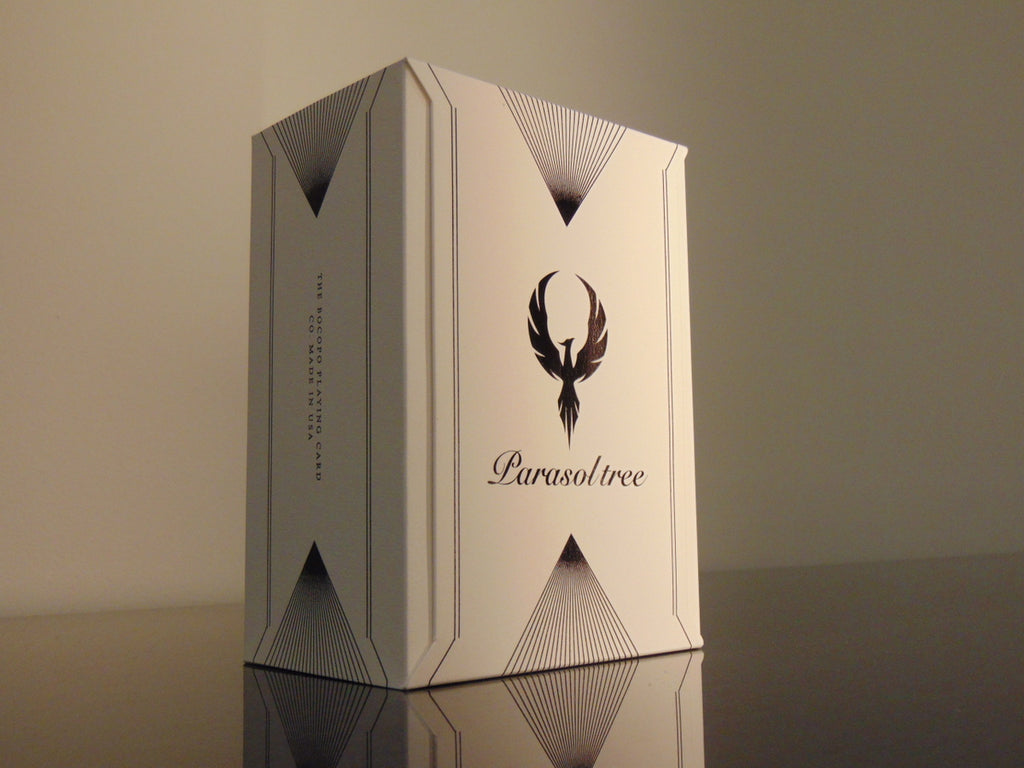 Parasol Tree Phoenix Box Set by Bocopo Playing Cards