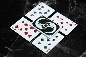 Aether Playing Cards by Riffle Shuffle