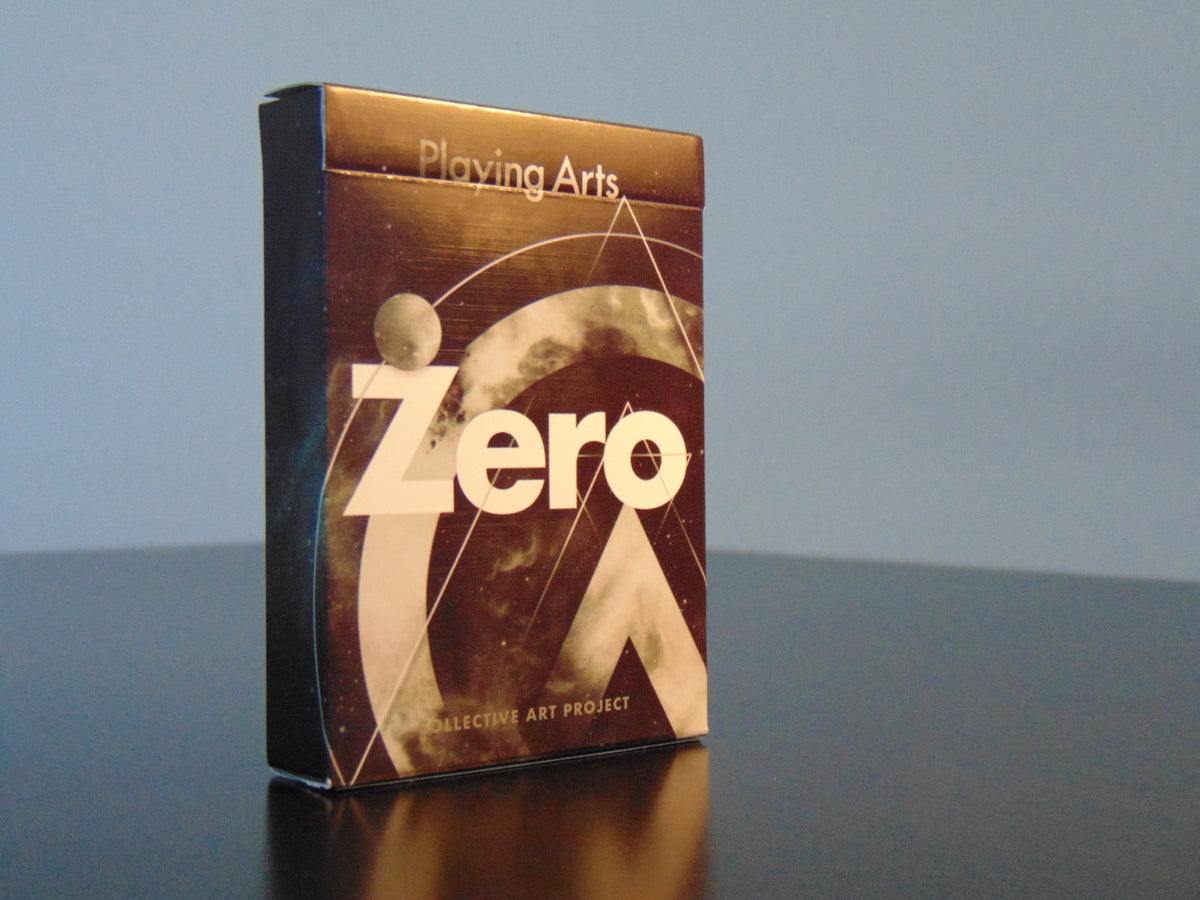 Playing Arts Zero by Digital Abstracts