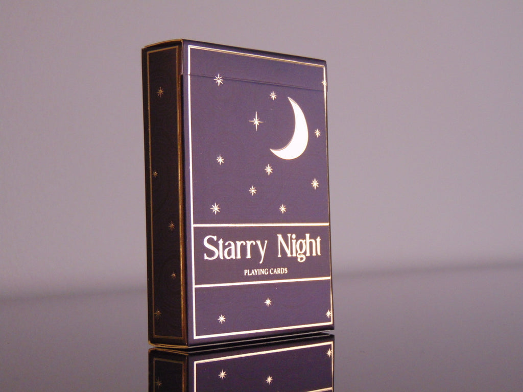 Starry Night by Elephant Playing Cards (EPC)