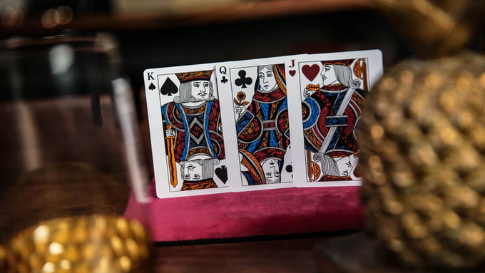 Luxury Sword T Collector's Set (6 Decks) by United Playing Cards (TCC)