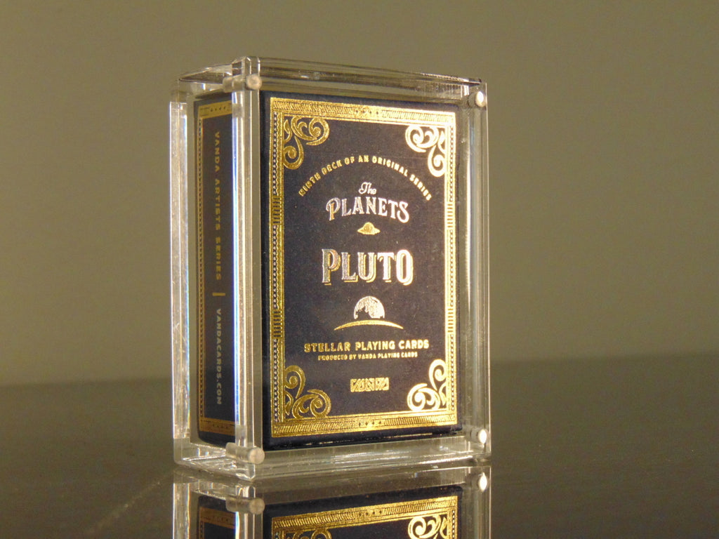 The Planets: Pluto Mini Deck by Vanda Playing Cards