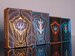 Trident & Sword Complete Set by Card Mafia (Kevin Yu)