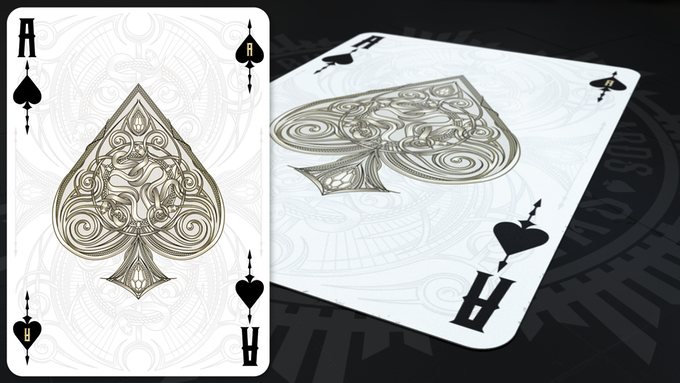 Ophidian by Playing Cards Dot Net