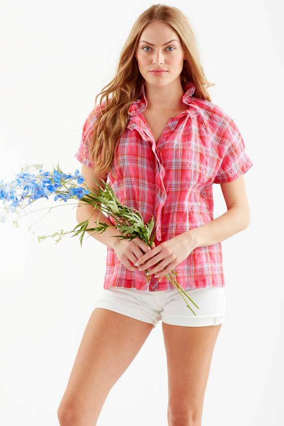 Berkley Plaid Shirt