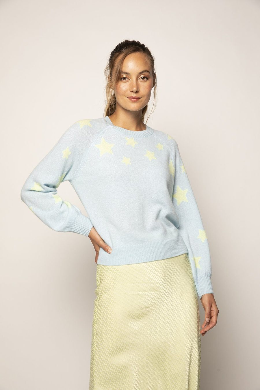 Vanessa Star Sweater