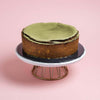 green-tea-burnt-cheesecake