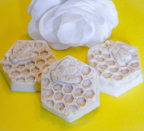 Oatmeal HoneyComb Soap (WHOLESALE)