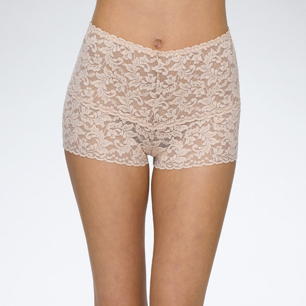 Hanky Panky Retro Lace Hot Pant