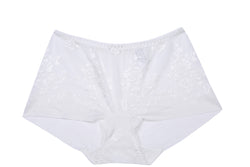 F&R Modal Invisible Lace Boyshort
