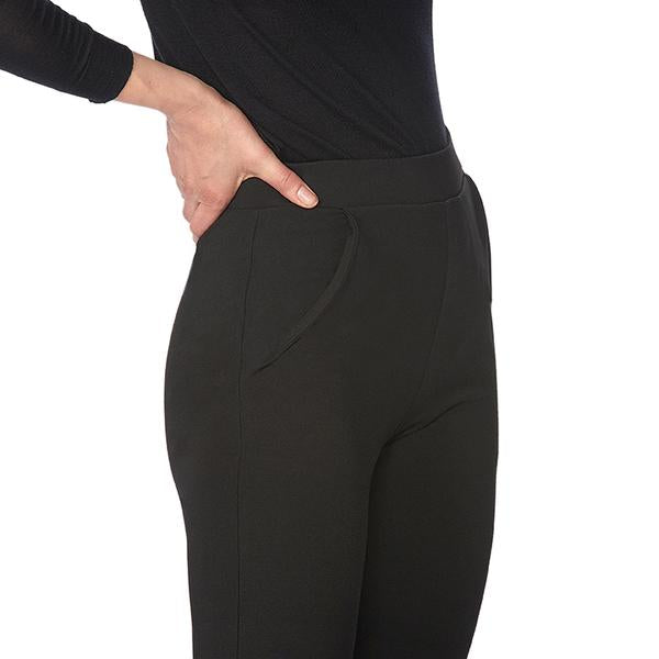 Hue Ponte Black Legging