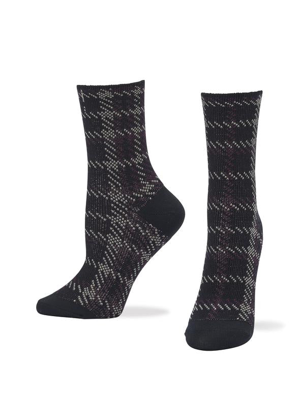 HUE Wintersoft Boot Sock 2 Pair Pack