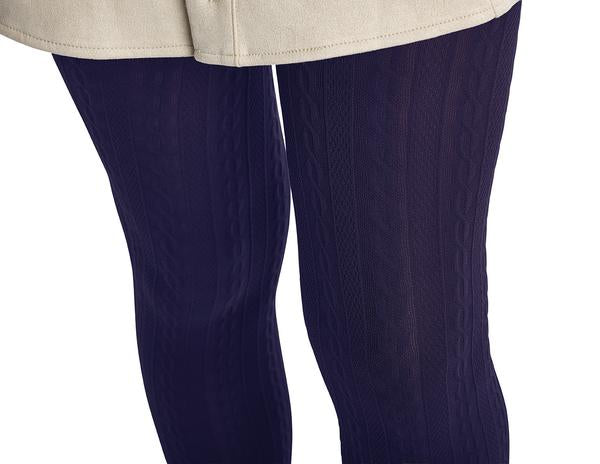 HUE Cable Tights