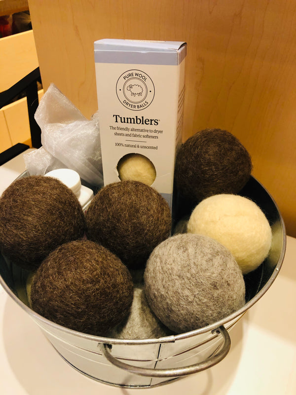 Tumbler Dryer wool ball