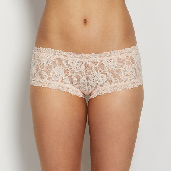 Hanky Panky Signature Lace Boyshort  2019 Fahion Color