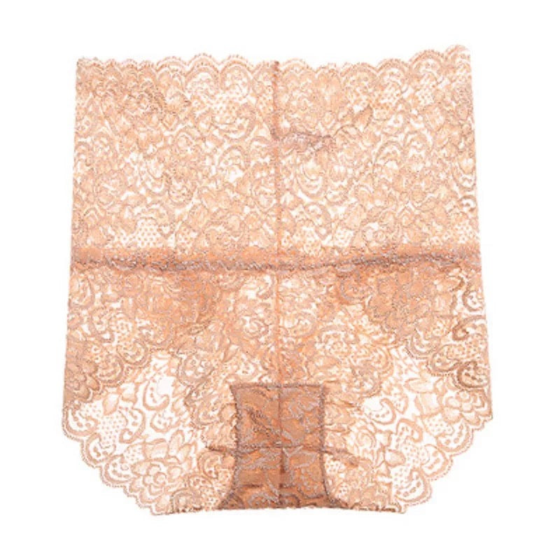F&R Lace High Waist Retro Panty