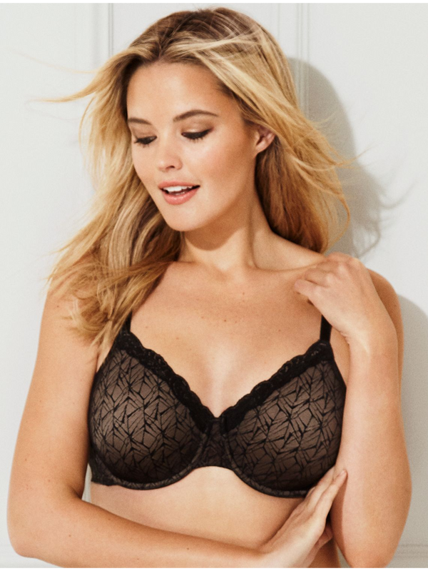 Wacoal Vivid Encounter Underwire Bra