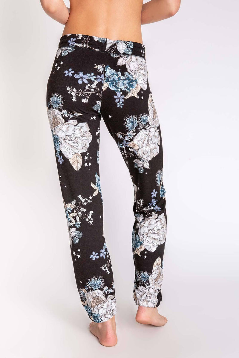 PJ Salvage TRACK STAR BANDED PANT