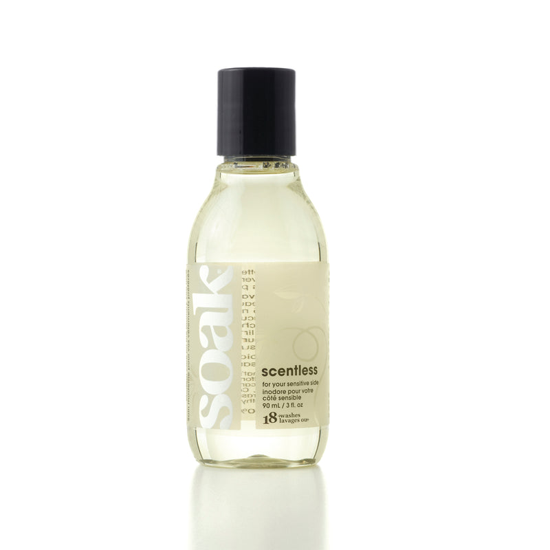 SOAK TRAVEL SIZE  90 ML / 3 FL. OZ, 18+ WASHES