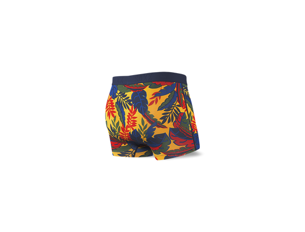 SAXX Vibe Trunk / Yellow Jungle