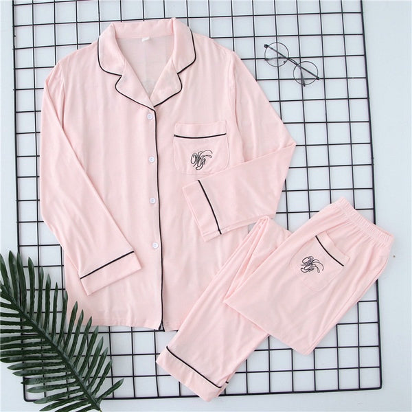 F&R Cotton Modal Pajama Set