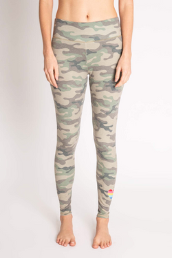 Kind Is Cool Camo Legging