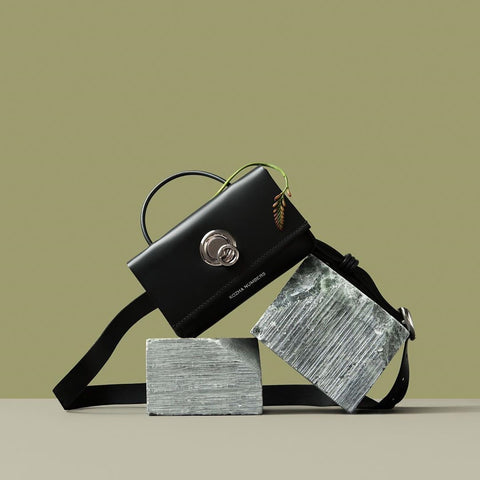 KOZHA NUMBERS LUXURY SUSTAINABLE HANDBAGS