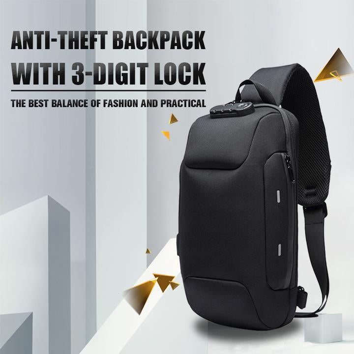 Smart Anti-Theft Bag - Blessed Ever