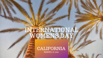 Mind Over Matter International Women's Day Retreat (California)